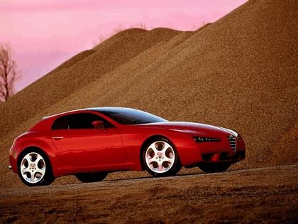 2001 Alfa Romeo Brera concept - design by Giugiaro 6