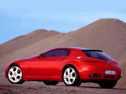 2001 Alfa Romeo Brera concept - design by Giugiaro 7