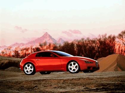 2001 Alfa Romeo Brera concept - design by Giugiaro 9