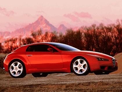2001 Alfa Romeo Brera concept - design by Giugiaro 10