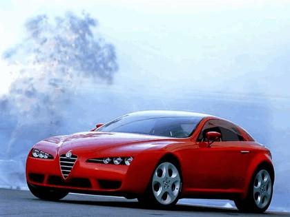2001 Alfa Romeo Brera concept - design by Giugiaro 11