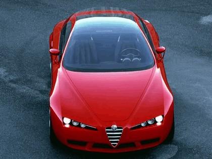 2001 Alfa Romeo Brera concept - design by Giugiaro 13