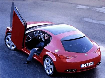 2001 Alfa Romeo Brera concept - design by Giugiaro 15