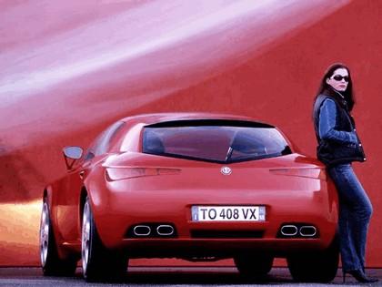 2001 Alfa Romeo Brera concept - design by Giugiaro 16