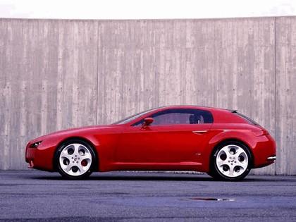 2001 Alfa Romeo Brera concept - design by Giugiaro 17