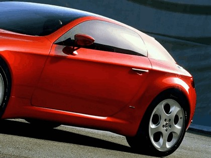 2001 Alfa Romeo Brera concept - design by Giugiaro 18