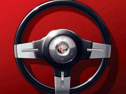 2001 Alfa Romeo Brera concept - design by Giugiaro 19