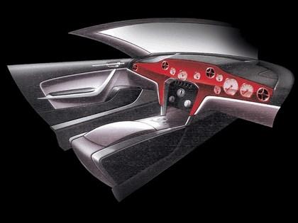 2001 Alfa Romeo Brera concept - design by Giugiaro 20