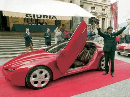 2001 Alfa Romeo Brera concept - design by Giugiaro 21