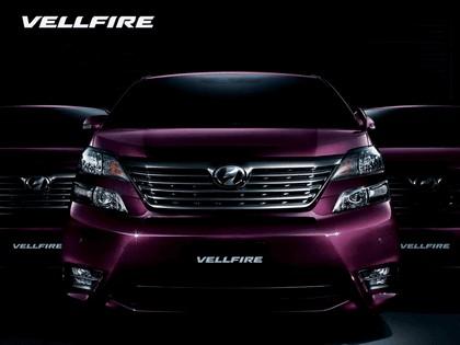 2008 Toyota Vellfire 2