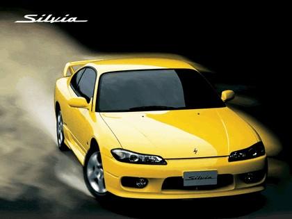 1999 Nissan Silvia Spec-R Aero S15 1