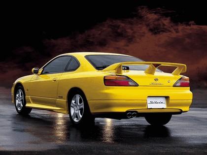 1999 Nissan Silvia Spec-R Aero S15 2