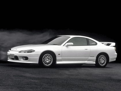 1999 Nissan Silvia Spec-R Aero S15 3