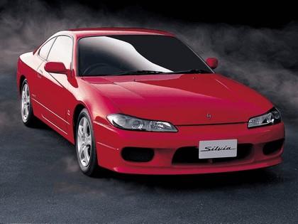 1999 Nissan Silvia Spec-R Aero S15 4