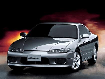 1999 Nissan Silvia Spec-R Aero S15 5