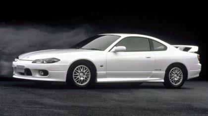 1999 Nissan Silvia Spec-R Aero S15 9