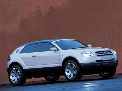 2000 Audi Steppenwolf concept 1