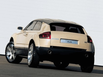 2000 Audi Steppenwolf concept 4