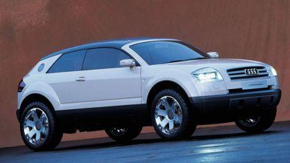 2000 Audi Steppenwolf concept 6