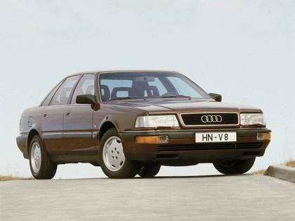 1988 Audi V8 1