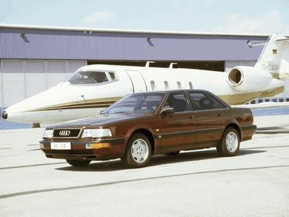 1988 Audi V8 3