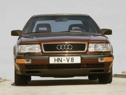 1988 Audi V8 4