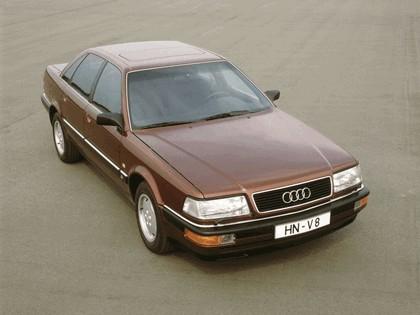 1988 Audi V8 6