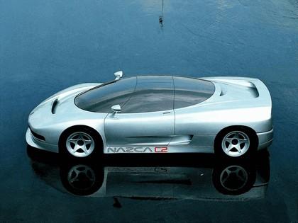 1993 Italdesign Nazca C2 spider ( powered by BMW V12 ) 1
