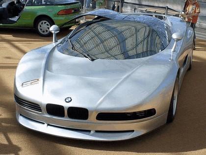 1993 Italdesign Nazca C2 spider ( powered by BMW V12 ) 6