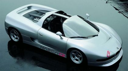 1993 Italdesign Nazca C2 spider ( powered by BMW V12 ) 3