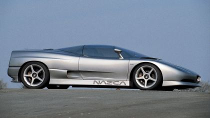 1990 Italdesign Nazca M12 ( powered by BMW V12 ) 4