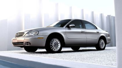2005 Mercury Sable 9