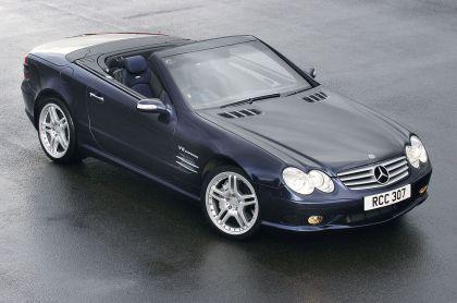 2001 Mercedes-Benz SL 55 AMG 4