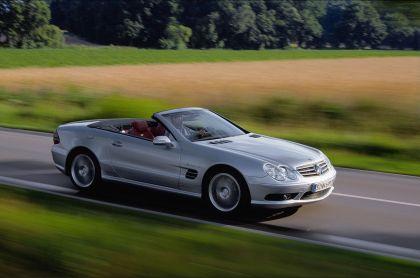 2001 Mercedes-Benz SL 55 AMG 11