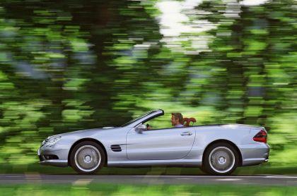 2001 Mercedes-Benz SL 55 AMG 12