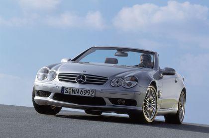 2001 Mercedes-Benz SL 55 AMG 13
