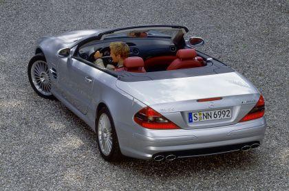 2001 Mercedes-Benz SL 55 AMG 14