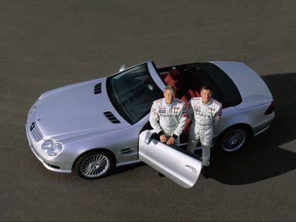 2001 Mercedes-Benz SL 55 AMG 16