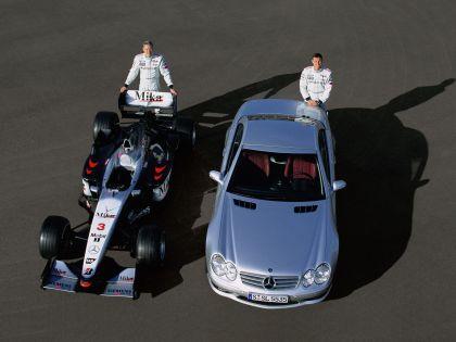 2001 Mercedes-Benz SL 55 AMG 17