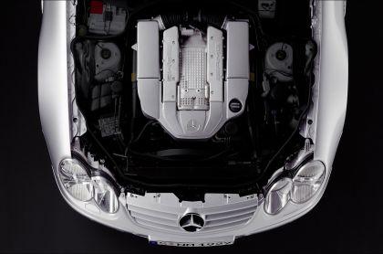 2001 Mercedes-Benz SL 55 AMG 19