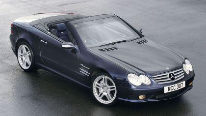 2001 Mercedes-Benz SL 55 AMG 1