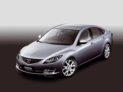 2008 Mazda 6 hatchback 1