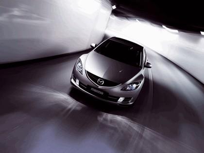 2008 Mazda 6 hatchback 2