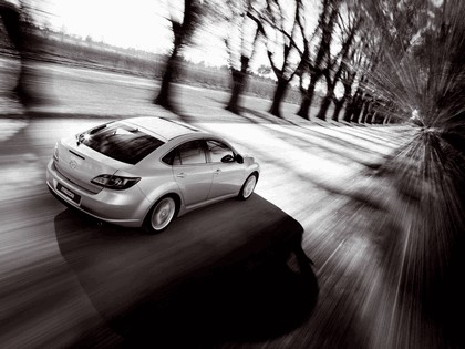 2008 Mazda 6 hatchback 4