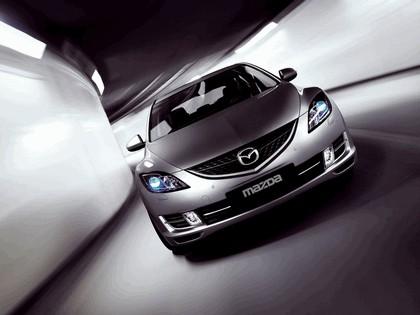 2008 Mazda 6 hatchback 5