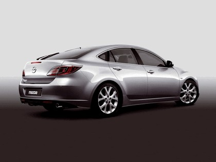 2008 Mazda 6 hatchback 6