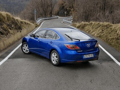 2008 Mazda 6 hatchback 11