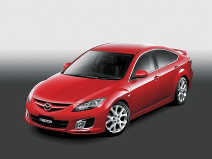 2008 Mazda 6 hatchback 13