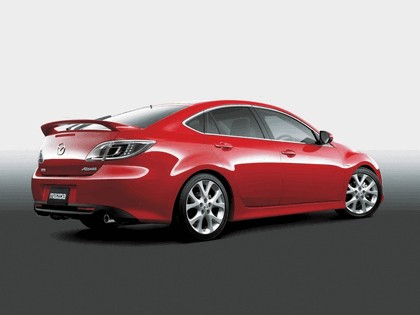 2008 Mazda 6 hatchback 15