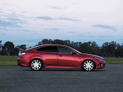 2008 Mazda 6 hatchback 16